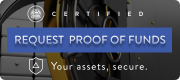 Certified Proof of Funds