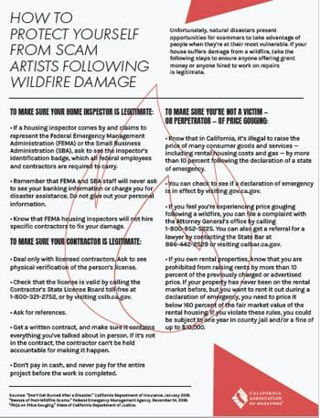 Scam Artists