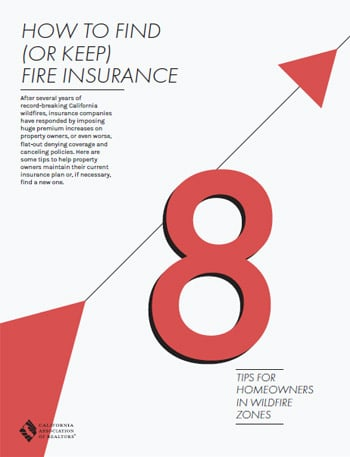 How to find (or keep) fire insurance