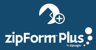 zipForm® plus logo