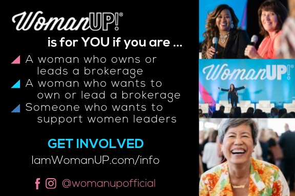 Get Involved With WomanUP!