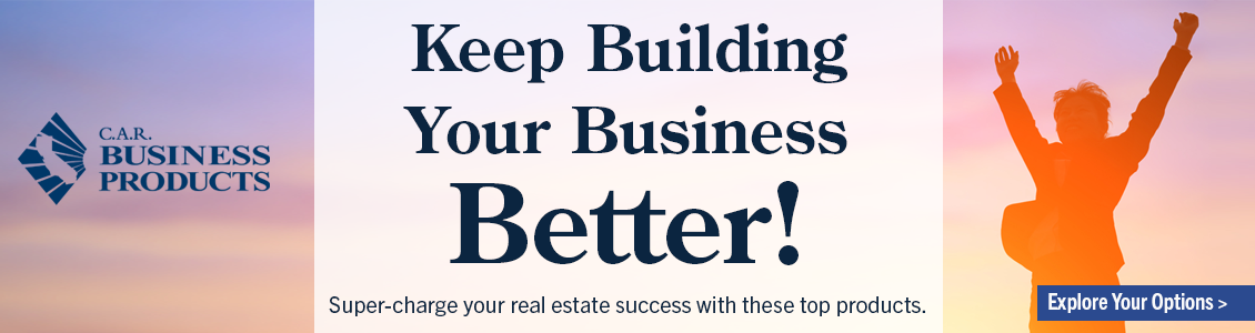 C.A.R. Business Products banner